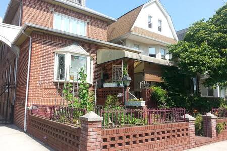 Spacious 5BD home by Prospect Park