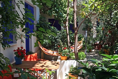"""GREEK VILLAGE"" IN THE CENTRE OF ATHENS - Appartamento"