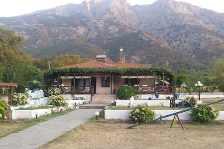Vacanta De Vis - Villa