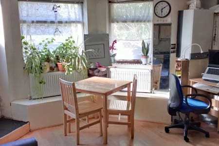 Charming 1 bed-flat near station