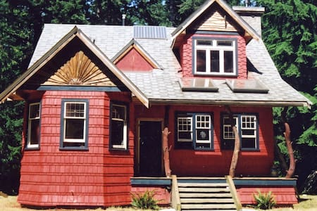 The Redhouse - Savary Island - Bed & Breakfast