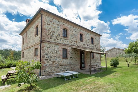 Holidays House in Tuscany - Fabro - Apartment