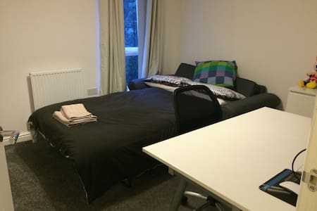 Double room & private bathroom - Bracknell - Apartment