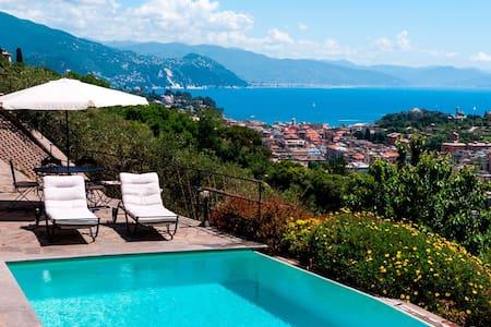 Villa Melograno, Suite/Appartamenti - Santa Margherita Ligure - Villa