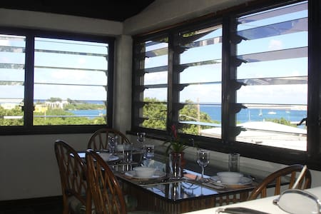 Beautiful harbor view! - Christiansted - Appartement