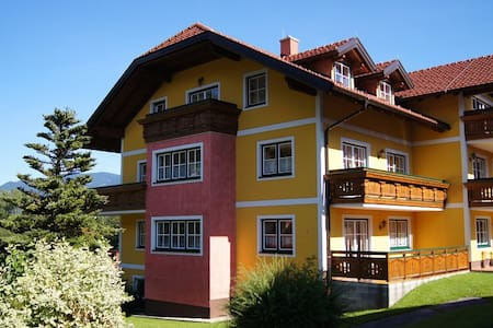 Eberlhof Top 4/7/10 inkl. Wellness - Appartement