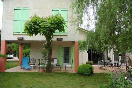 Maison de vacances au pied des Pyrénées - Labarthe-Inard - Hus