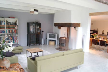 Luxe en sfeervolle woonboerderij - Villa