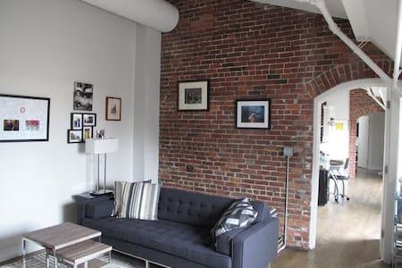 MODERN DOWNTOWN LOFT/Arts District