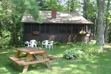 Lakeside cottage - 1 month minimum - Gilmanton Iron Works - Chatka