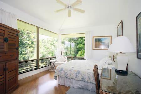 Kauai Retreat Center 'Elima Room #5 - Kilauea - Bed & Breakfast