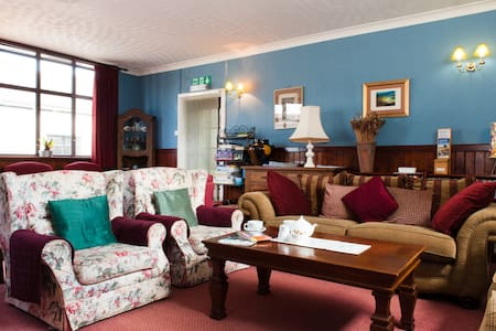 Exmoor House Bed and Breakfast - Bed & Breakfast