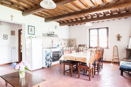 Apartment near Siena and Cortona - Apartmen