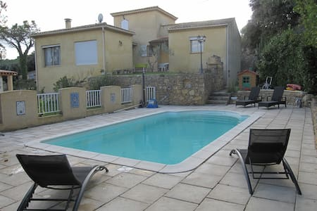 villa à louer pour l'été - Saint-Étienne-des-Sorts