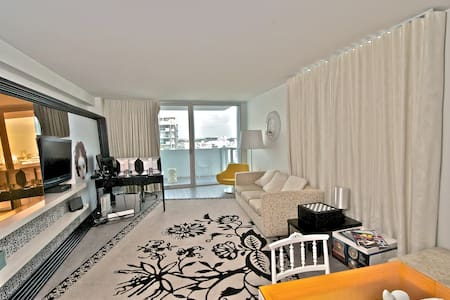 Great Deal! 5Star Suite w/View &Spa - Miami Beach - Apartment