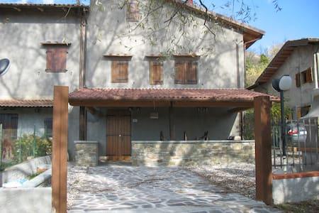 Originale terratetto nel silenzio - House