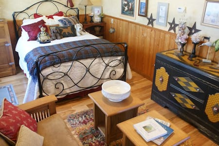 Charming Bunkhouse in Pescadero - Cottage