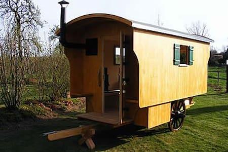 Schäferwagen beim Legoland Günzburg - Autre