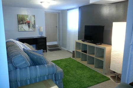 Why pay more ? 4 guests close NYC - Kearny - Apartment