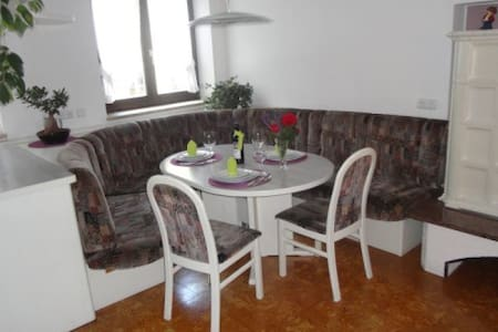 Schöne Wohnung, ruhige Lage für 4 Personen - Oberdrauburg