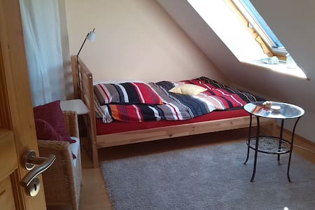 Gemütliches Dachgeschosszimmer - Appartement