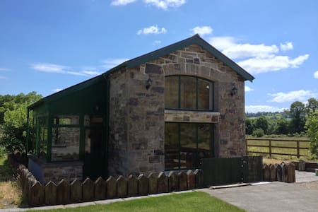 THE OLD RAILWAY HOUSE GLENCAIRN - Lismore