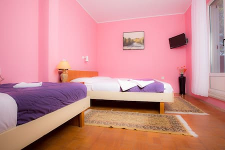 BV6 Room with AirC / TV / WiFi - Bed & Breakfast