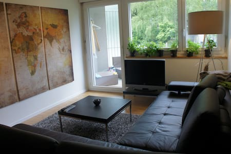 Modern apartment close to forest - Biel/Bienne - Wohnung