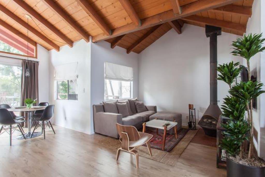 Indoor outdoor floor