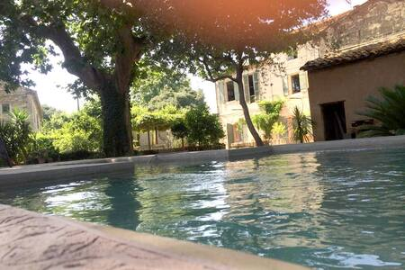 ROSA La campagne en ville  - Arles - Bed & Breakfast