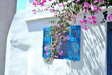 Purple Flower Villa - Sifnos / Greece - Apartment - Αρτεμώνας - Villa