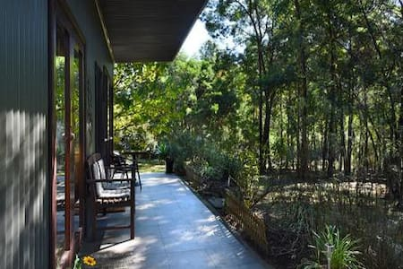 The Lyrebird Cottage [was Fine Thyme Snuggery] - Kangaroo Valley