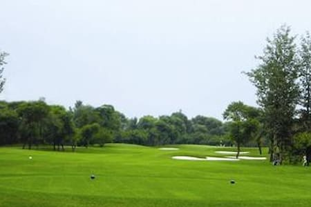 79M2 Apartment in a Golf Course with 5-star hotel - Apartamento