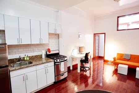 Spacious  East Village 1 Bedroom - New York - Apartment