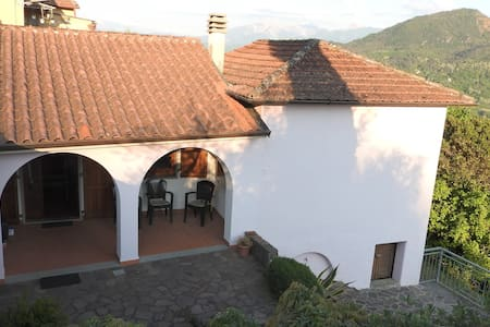Traditional village house, Tuscany - Montale