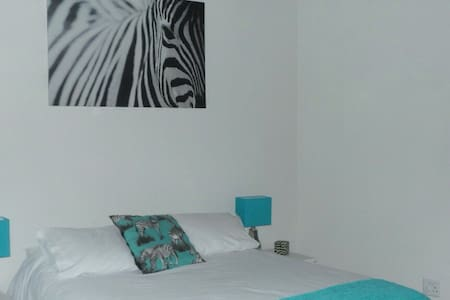 Zebra Room - Maison