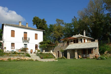 Cosy guesthouse in Tsagkarada - Tsagkarada - Gästehaus