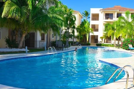 Rosa Hermosa - 2 Bedroom Condo - Well Decorated - Punta Cana - Apartment