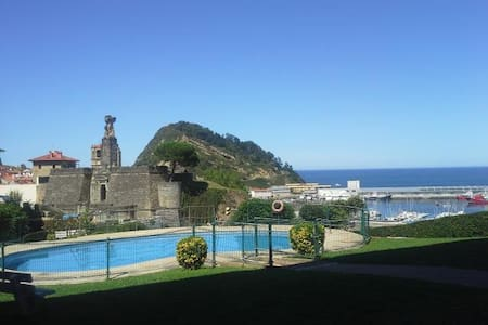 Great apartment close to the beach. - Getaria - Apartment