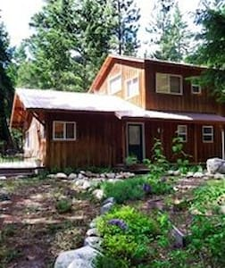 Mazama Mountain Retreat - Huis