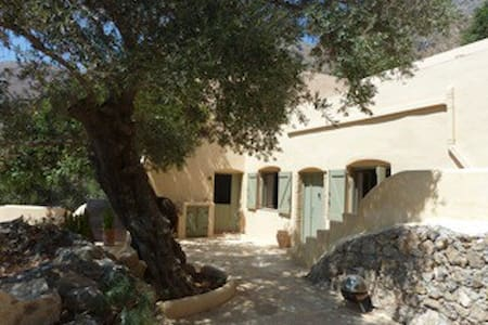 Painters House on southern Crete - Dom