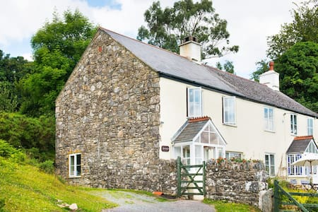Berrywood cottage Dartmoor - Widecombe in the Moor - Casa