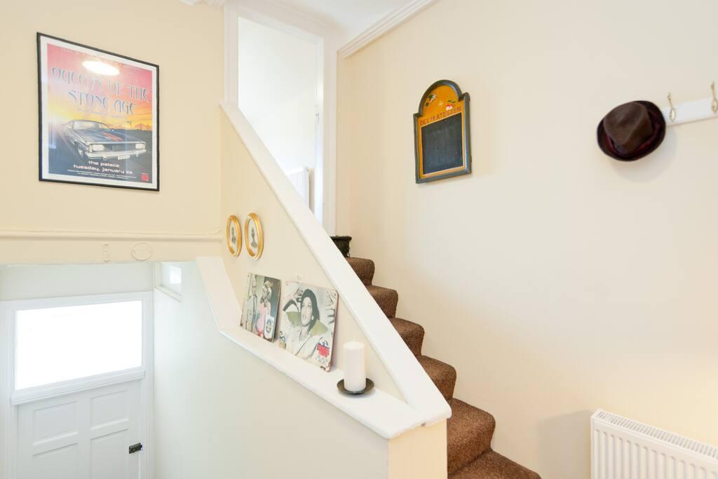 Bright Apartment in Georgian Dublin