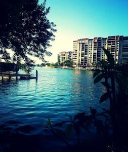 Waterfront, Treasure Island Florida