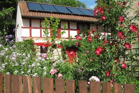 Atelierhaus bei den 3 Quellen - Maroldsweisach - Wohnung