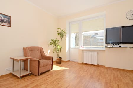3 min. walk to Metro station - Apartment