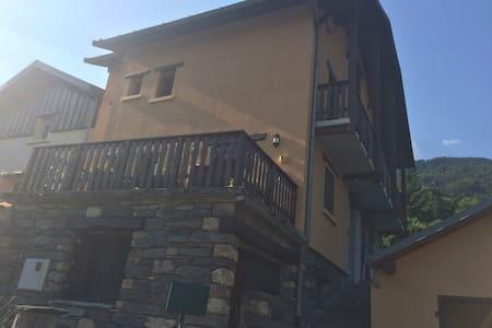 Maison de style fabuleux pres de la station de ski - Saint-Martin-d'Arc