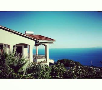 Stunning Ionian Sea View Villa - Huvila