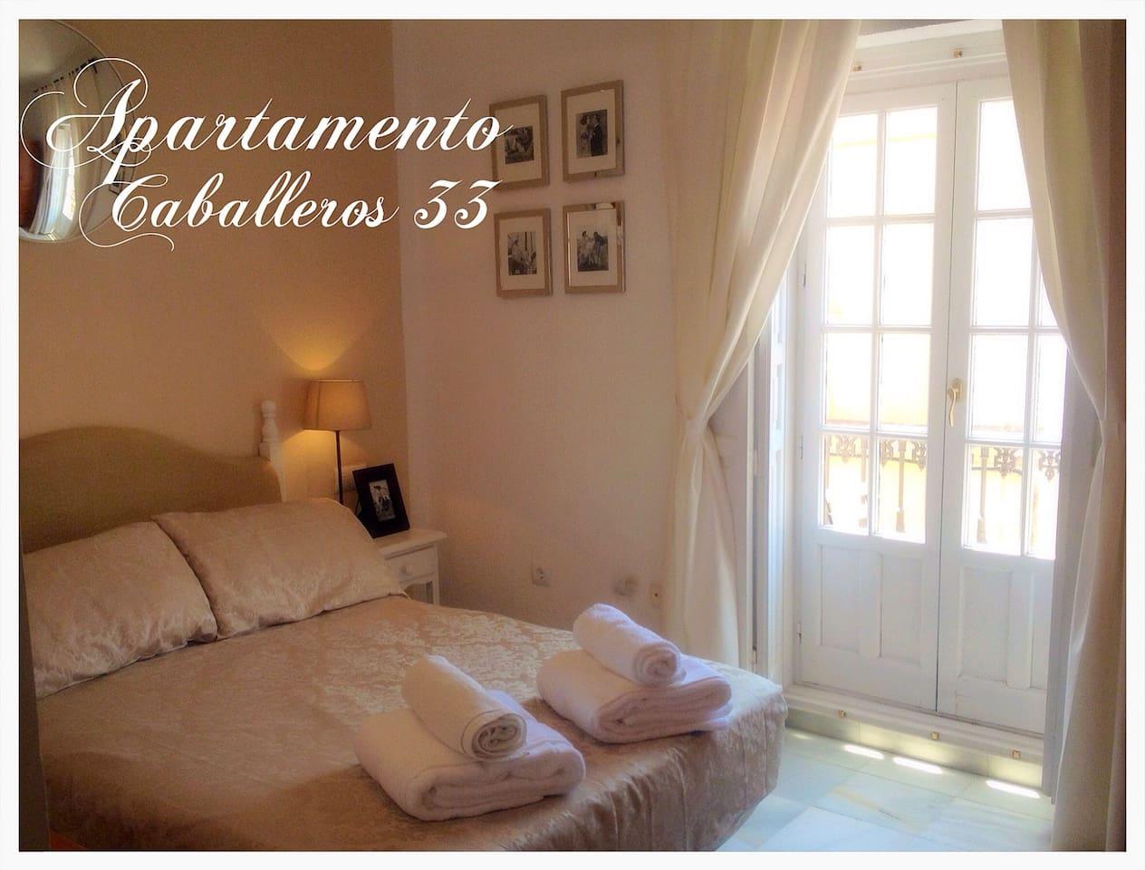 Centre, WIFI Apartment,Caballeros33