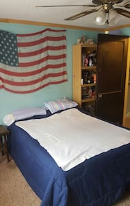 Cozy room with friendly hostess - Worcester
